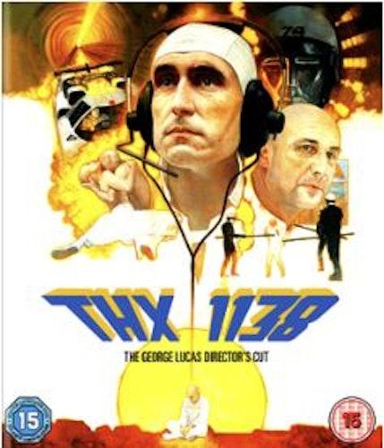 THX 1138 (Blu-ray) (Import Sv.Text)