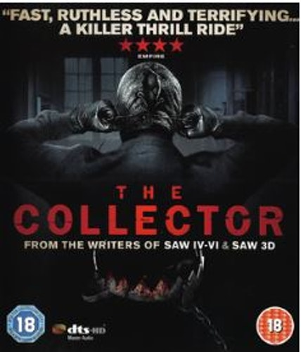 The Collector (Blu-ray) (Import)