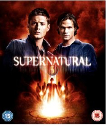 Supernatural - Season 5 (Blu-ray) (Import)