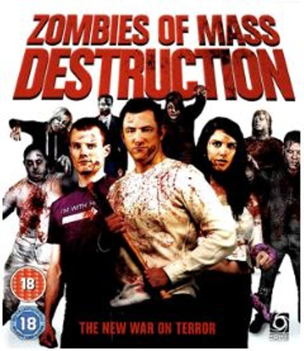 Zombies Of Mass Destruction Blu-Ray (import)