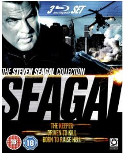 Steven Seagal: The Collection (Blu-ray) (Import)