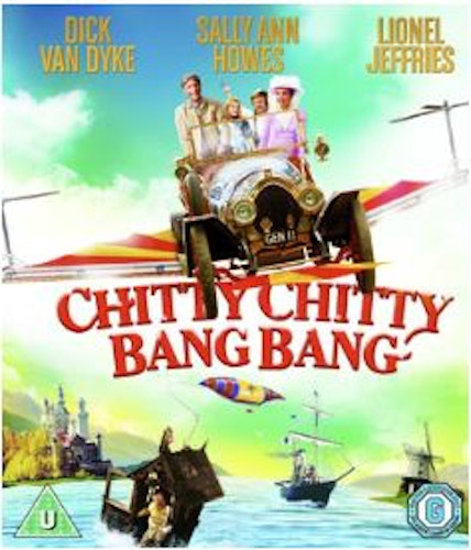 Chitty Chitty Bang Bang (Blu-ray) (Import)