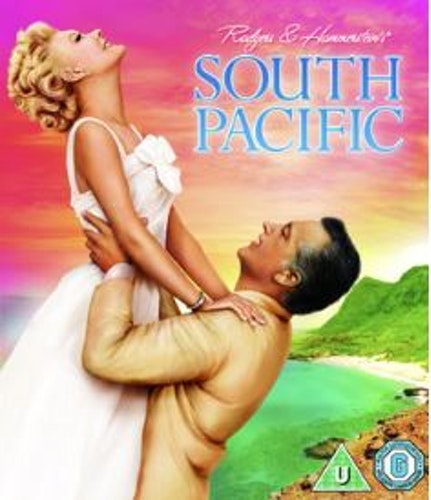 South Pacific (Blu-ray) (Import)