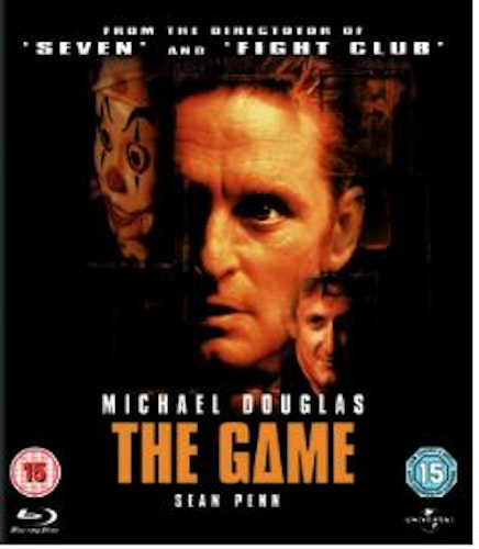 The Game (Blu-ray) (Import)