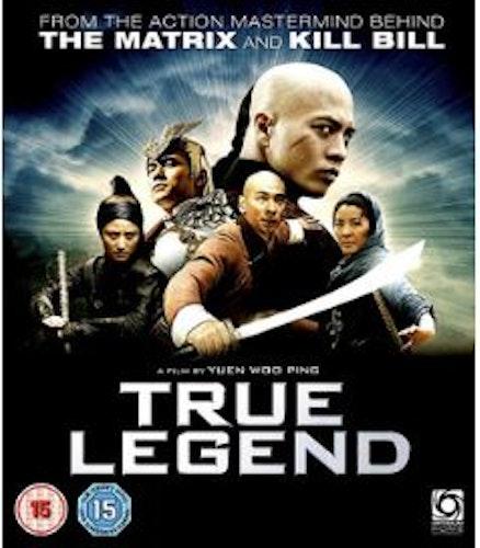 True Legend (Blu-ray) (Import)