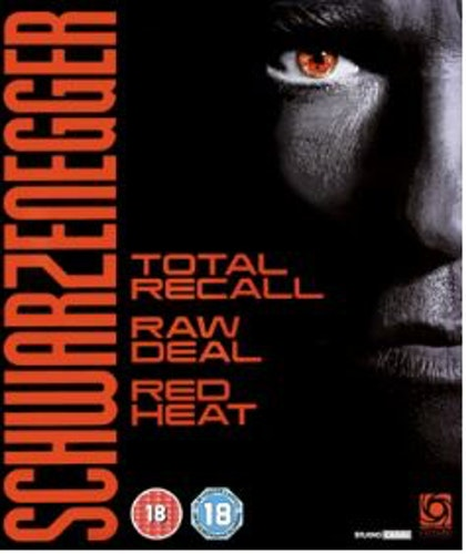 Arnold Schwarzenegger: 3 Film Collection (Blu-ray) (Import)