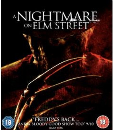 A Nightmare on Elm Street (Blu-ray) (Import Sv.Text)