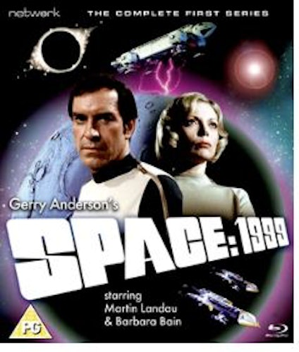Space 1999 - The Complete Series (Blu-ray)(10-disc) (Import)