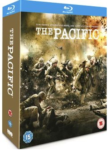 The Pacific (Blu-ray) (6-disc)