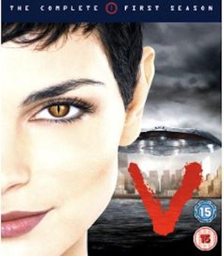 V - Säsong 1 (2009) (Blu-ray) import
