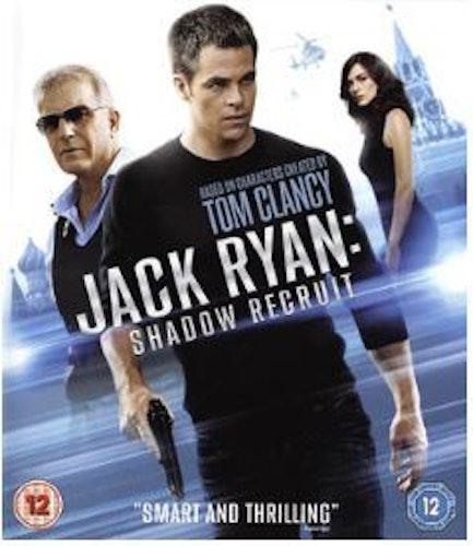 Jack Ryan - Shadow Recruit bluray