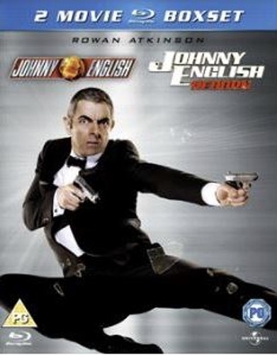 Johnny English + Johnny English - Reborn bluray