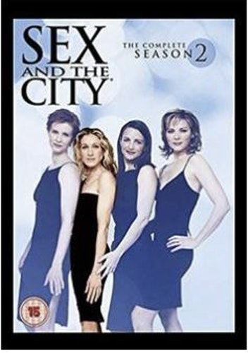 Sex And The City säsong 2 DVD