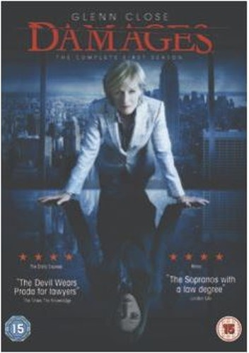 Damages säsong 1 (import) DVD
