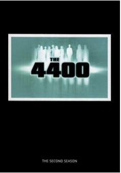 4400 - Säsong 2 (import) DVD