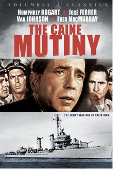 The Caine Mutiny DVD (import)