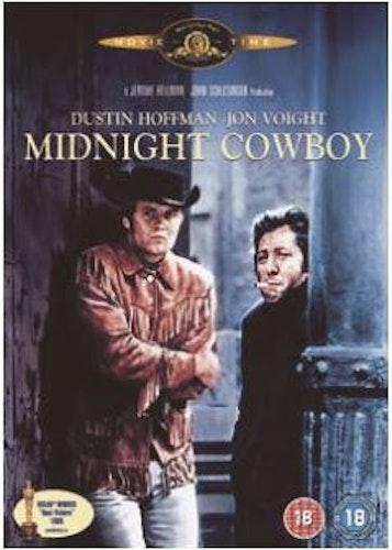 Midnight Cowboy DVD från 1969 (import)