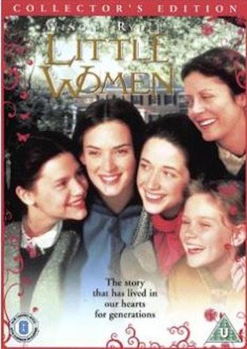 Unga kvinnor Little Women DVD (import) 1994