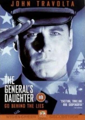 Generalens Dotter (import) DVD
