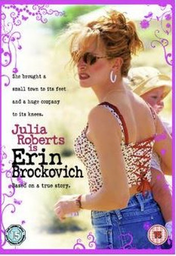 Erin Brockovich DVD (import)