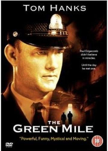 The Green Mile/Den Gröna Milen DVD