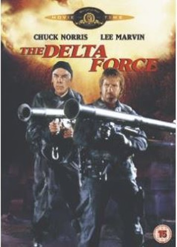 The Delta Force DVD (import)