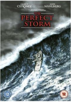 The Perfect Storm DVD (import)