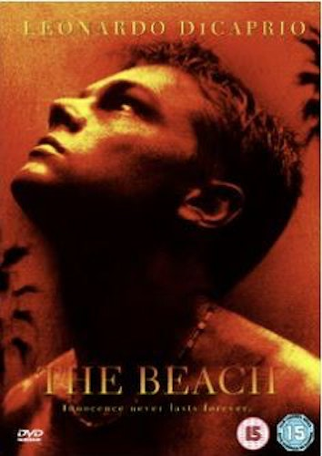 The Beach DVD (import Sv text)