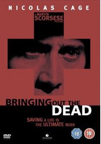 Bringing out the dead DVD (Import Sv.Text)