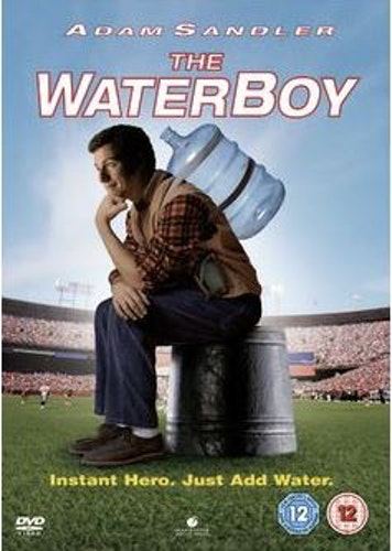 Waterboy (Import Sv.Text) DVD