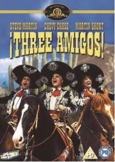 Three Amigos! (Import Sv.Text) DVD