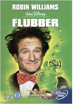 Flubber DVD (import)