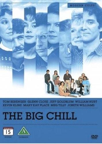 The Big chill DVD UTGÅENDE