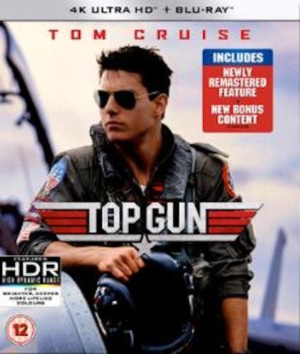 Top Gun - 4K Ultra HD Blu-ray + Blu-ray