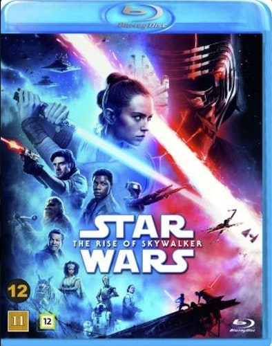 Star Wars - The rise of Skywalker (Blu-ray) (2-disc)