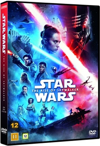 Star Wars - The rise of Skywalker DVD