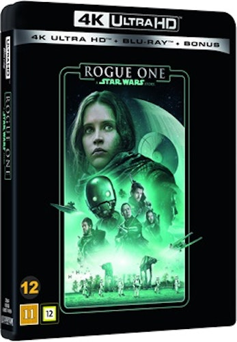 Rogue One: A Star Wars Story - New Line Look 4K (UHD+BD)