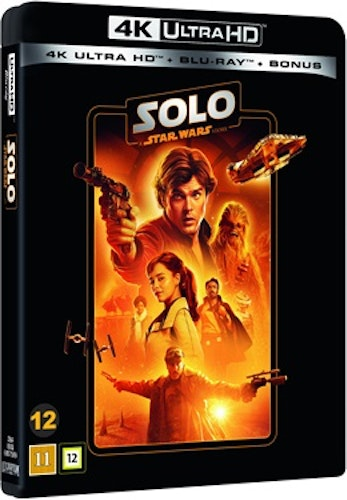 Solo: A Star Wars Story - New Line Look 4K (UHD+BD)