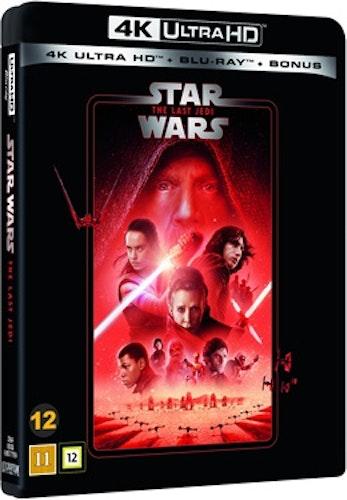 Star Wars - Episode VIII: The Last Jedi - New Line Look (UHD+BD)