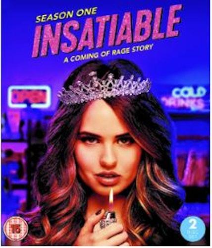 Insatiable Season 1 Blu-Ray (import)