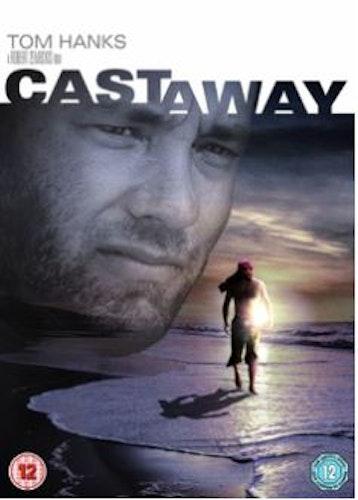 Cast Away DVD (import)
