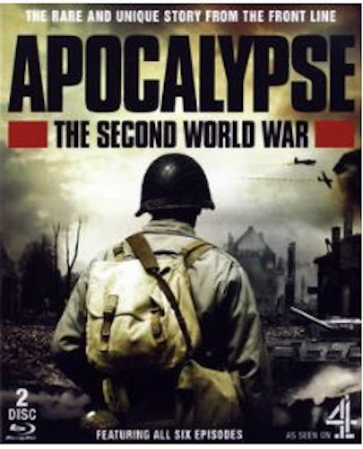 Apocalypse - The Second World War Blu-Ray (import)