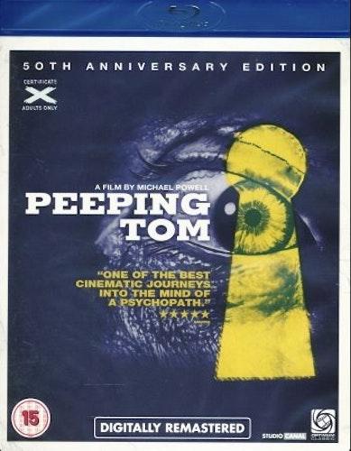 Peeping Tom (Blu-ray) (Import)