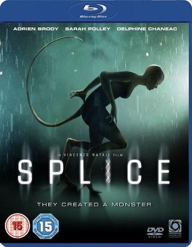 Splice (Blu-ray+DVD) (Import)