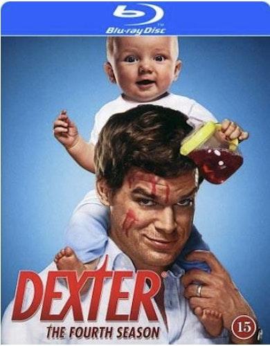 Dexter - Säsong 4 bluray