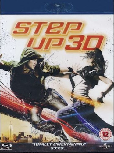 Step Up 3 3D+2D versionen (Blu-ray) (Import)