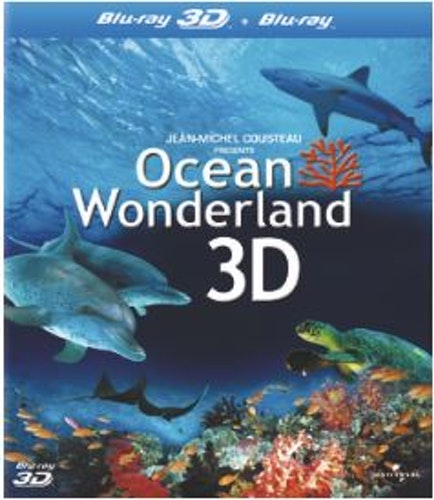 Ocean Wonderland 3D (Blu-ray 3D + Blu-ray) import