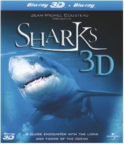 Sharks 3D (Blu-ray 3D + Blu-ray) import