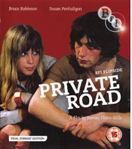 Private Road (Blu-ray + DVD) (Import)