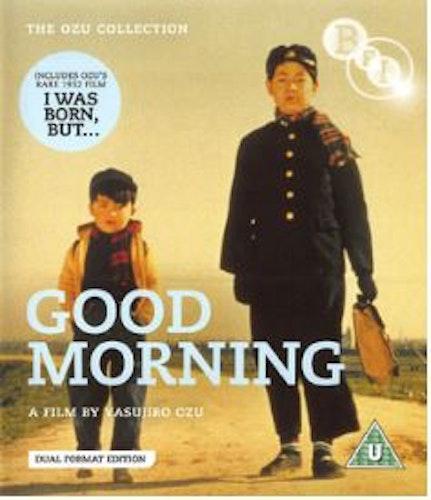 Good morning (Blu-ray + DVD) (Import)